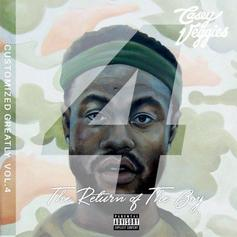 Casey Veggies - Customized Greatly 4: The Return Of The Boy