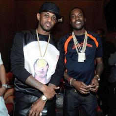 Meek Mill & Fabolous - All The Way Up (Freestyle)