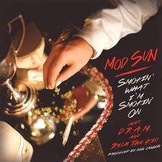 Mod Sun - Smokin What I'm Smokin On Feat. DRAM & Rich The Kid (Prod. By Don Cannon)