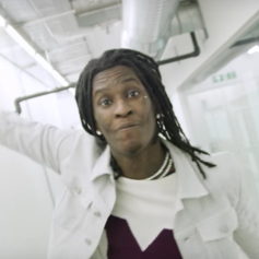 Young Thug - Safe (Prod. By Wheezy & Rex Kudo)