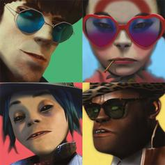 Gorillaz - Submission Feat. Kelela & Danny Brown