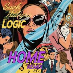 Snoh Aalegra - Home (Remix) Feat. Logic