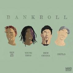 Diplo - Bank Roll (Rich Chigga Remix) Feat. Rich Chigga, Young Thug & Rich The Kid