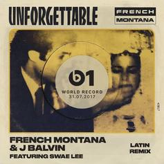 French Montana - Unforgettable (Latin Remix) Feat. Swae Lee & J Balvin