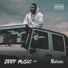 Rotimi - Jeep Music Vol. 1 [EP Stream]