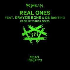 "R-Mean Welcomes Krayzie Bone On His New Track ""Real Ones"""