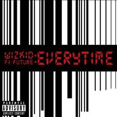 "WizKid & Future Link Up On ""Everytime"""