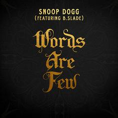 """Snoop Dogg Releases New Song """"Words Are Few"""""""