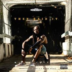 "Ace Hood Shines Over An Eerie Instrumental On ""They Said It"""