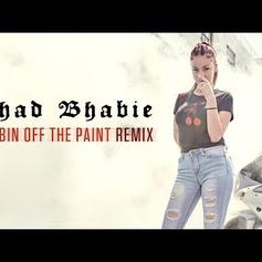 """Bhad Bhabie Fires Shots At Her Dad On Her """"Rubbin Off The Paint"""" Remix"""