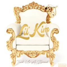 "Lil' Kim Drops New Single ""Took Us A Break"""