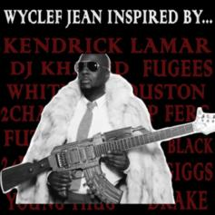 """Wyclef Jean Is """"Inspired By"""" A Lot On New Mixtape"""