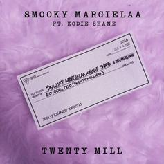 "Smooky Margielaa & Kodie Shane Link Up On ""Twenty Mill"""