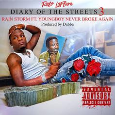 "Ralo Enlists YoungBoy Never Broke Again For New Single ""Rain Storm"""