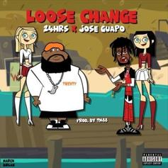 "24Hrs & Jose Guapo Link Up ""Loose Change"""