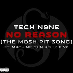 "Tech N9ne & Machine Gun Kelly Might Start A Riot ""For No Reason"""