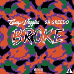"Casey Veggies Returns With ""Broke"" Featuring 03 Greedo"