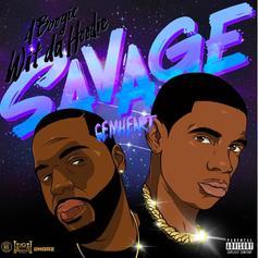 """A Boogie Wit Da Hoodie Joins Gem Heart On """"Savage"""""""