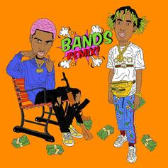 """Rich The Kid Hops On Comethazine's """"Bands"""" For The Remix"""