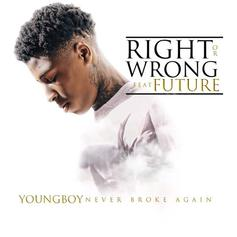 """Youngboy Never Broke Again Recruits Future For """"Right Or Wrong"""""""