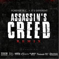 """Tech N9ne & Royce 5'9 Join Forever M.C. & It's Different For """"Assassin's Creed (Remix)"""""""