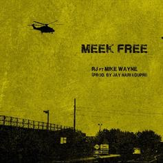 "RJmrLA Commemorates Meek Mill's Freedom with ""Meek Free"""