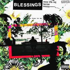"Rexx Life Raj Counts His ""Blessings"" In Passionate Single With Lecrae & Mozzy"