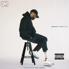 "Quentin Miller Addresses Everything On ""Destiny Freestyle"""