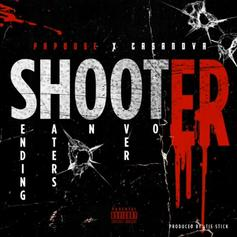 """Papoose & Casanova Drop Off New Track """"Shooter"""""""