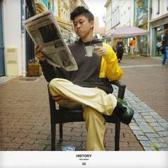 """Rich Brian Drops Off New Song """"History"""""""