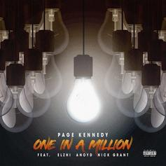 """Page Kennedy Links With ANoyd, ELZHi & Nick Grant For """"One In A Million"""""""