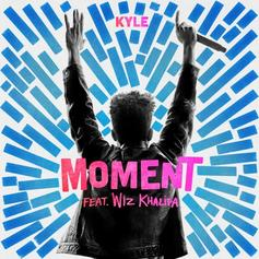 """Kyle Drops Off New Song With Wiz Khalifa """"Moment"""""""
