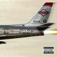 "Stream Eminem's Surprise Album ""Kamikaze"""