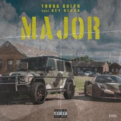 """Young Dolph Raps About His """"Major"""" Deals On New Song With Key Glock"""