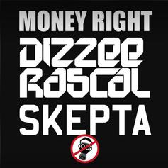 "Dizzee Rascal & Skepta Sign Cheques With Deadpan Faces On ""Money Right"""