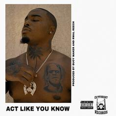 """Joey Fatts Drops Off New Song """"Act Like You Know"""""""