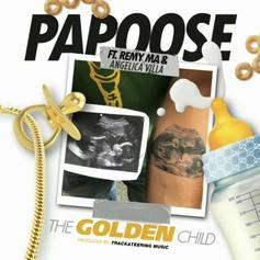 """Papoose & Remy Ma Dedicate New Song To Unborn Child With """"The Golden Child"""""""