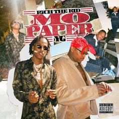 """Rich The Kid & YG Check Credit Card Statements On """"Mo Paper"""""""