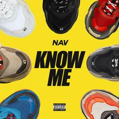 """Nav Hops Off The Learjet To Unload """"Know Me"""""""