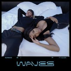 """Normani Links Up With 6lack On """"Waves"""""""