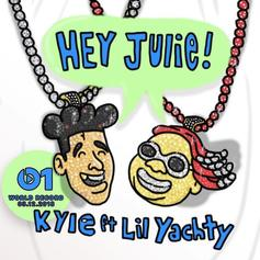"""Kyle Recruits Lil Yachty For Infectious New Single """"Hey Julie!"""""""