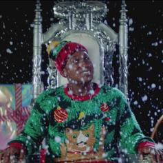 "Hopsin Channels Krampus On Sinister ""Hell's Carol"""