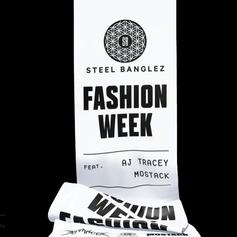 "AJ Tracey & MoStack Team Up On Steel Banglez ""Fashion Week"""
