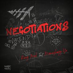 "Moneybagg Yo Joins King Mel On ""Negotiations"""