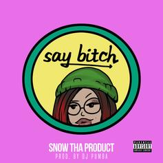 """Snow Tha Product Drops Off Her Latest Track """"Say B*tch"""""""