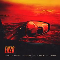 "DJ Snake Lines Up Offset, 21 Savage, Gucci Mane & Sheck Wes For ""Enzo"""