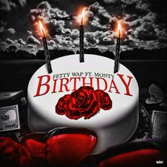 "Fetty Wap & Monty Drop Off ""Birthday"" For The Ladies"