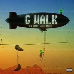 """Lil Mosey & Chris Brown Hit The """"G Walk"""" As A Duo"""