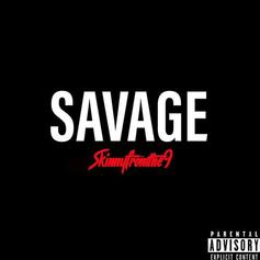 """Skinnyfronthe9 Dubs Himself A """"Savage"""" On His New Track"""