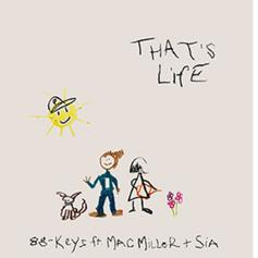 """Mac Miller & Sia Contemplate On 88-Keys' """"That's Life"""""""